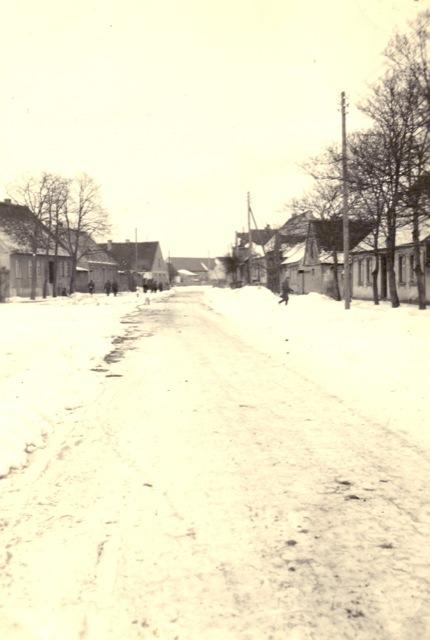 Dorfstraße 1940