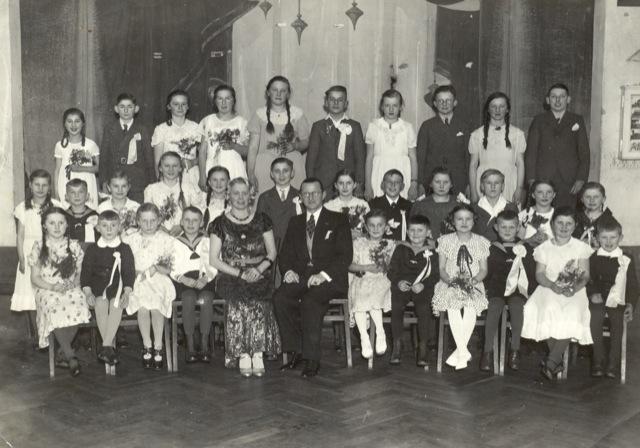 Tanzstunde 1936