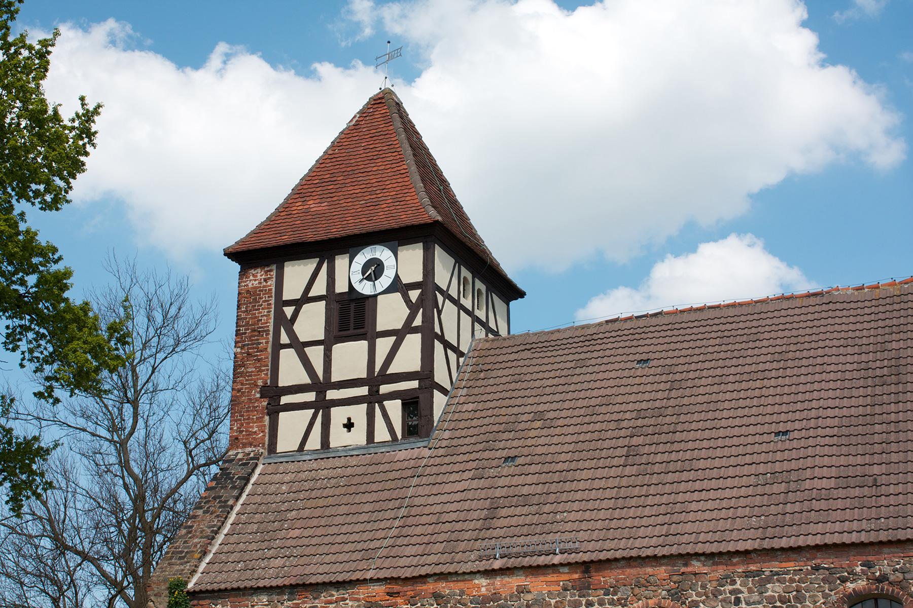 Frühjahrsputz Rosianer Kirche
